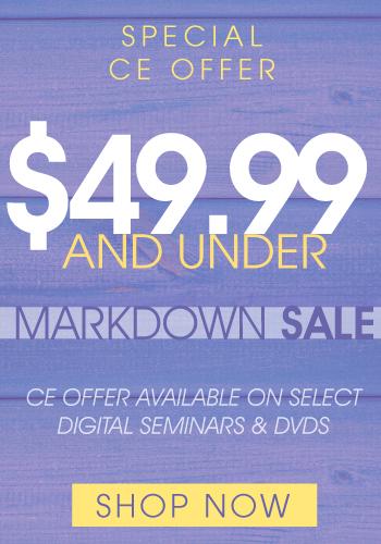 Markdown Sale